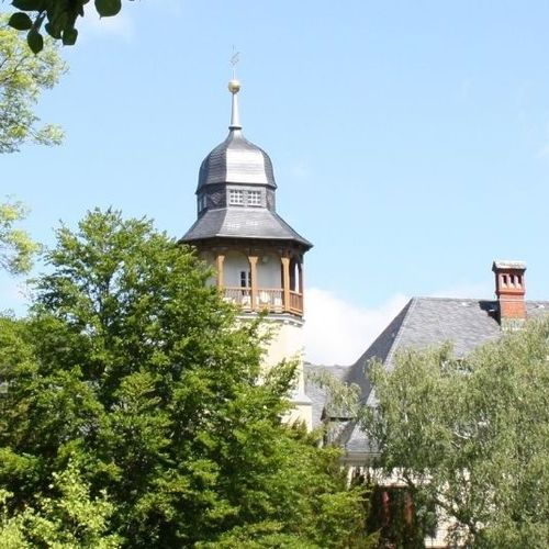 Der Campus in Wernigerode
